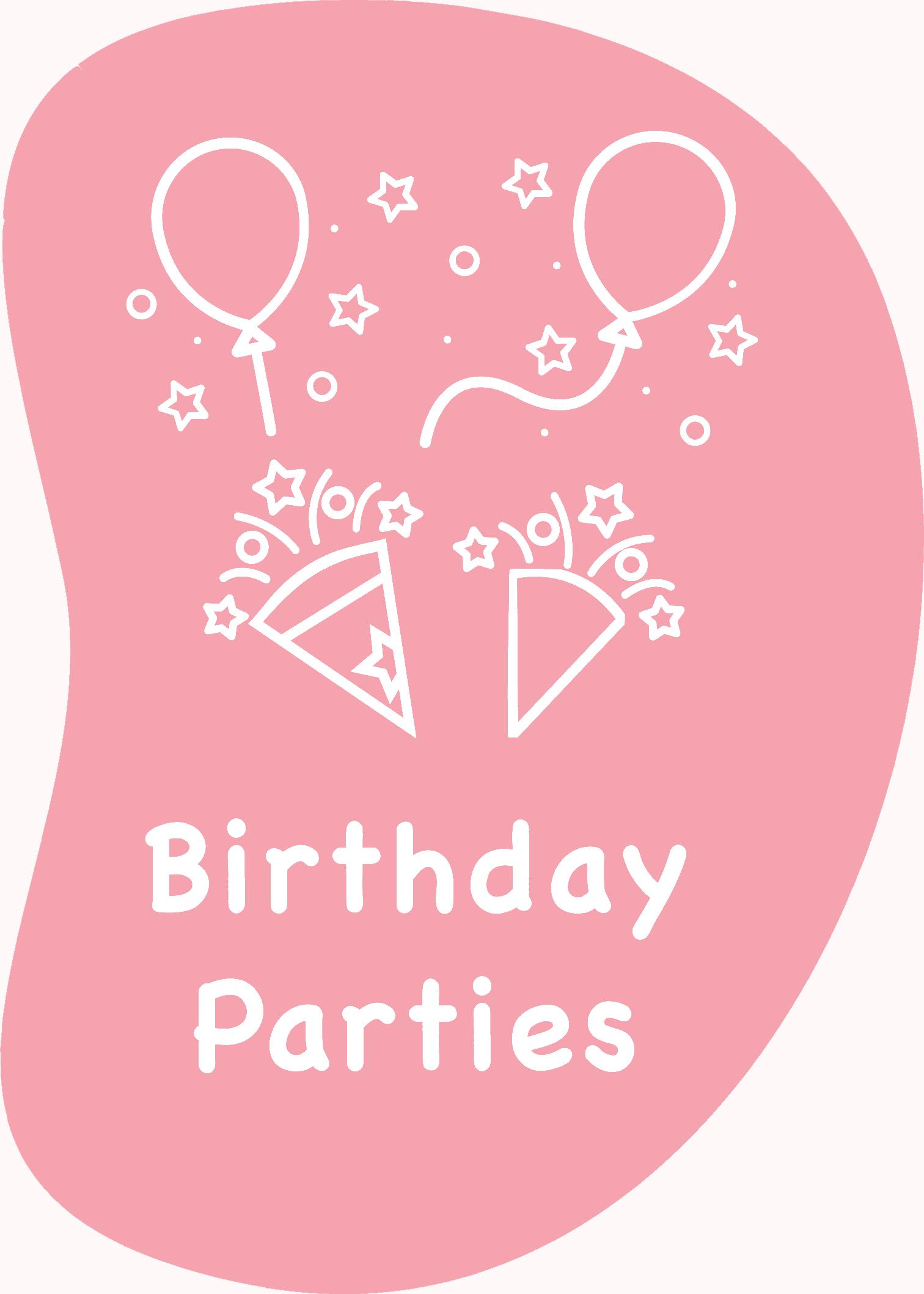 activities birthday parties