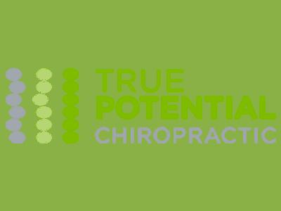 true potential chiropractic logo