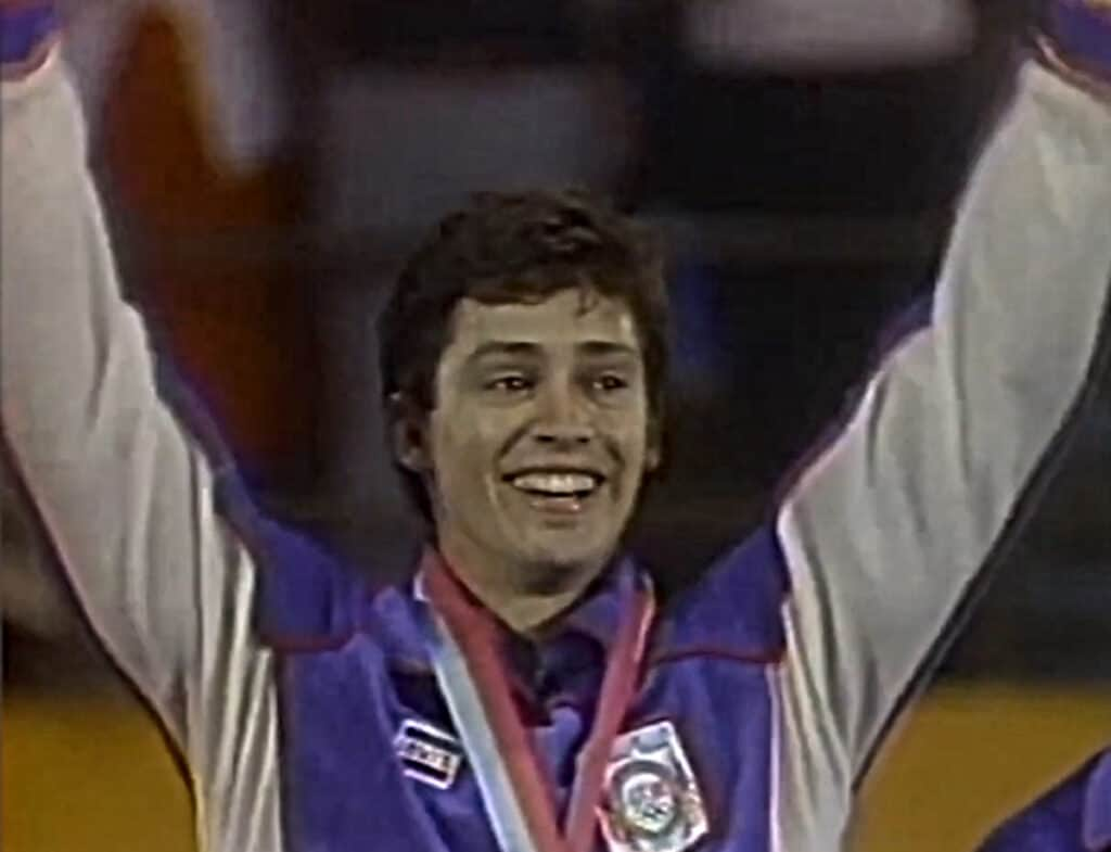 mitch gaylord, american male gymnasts