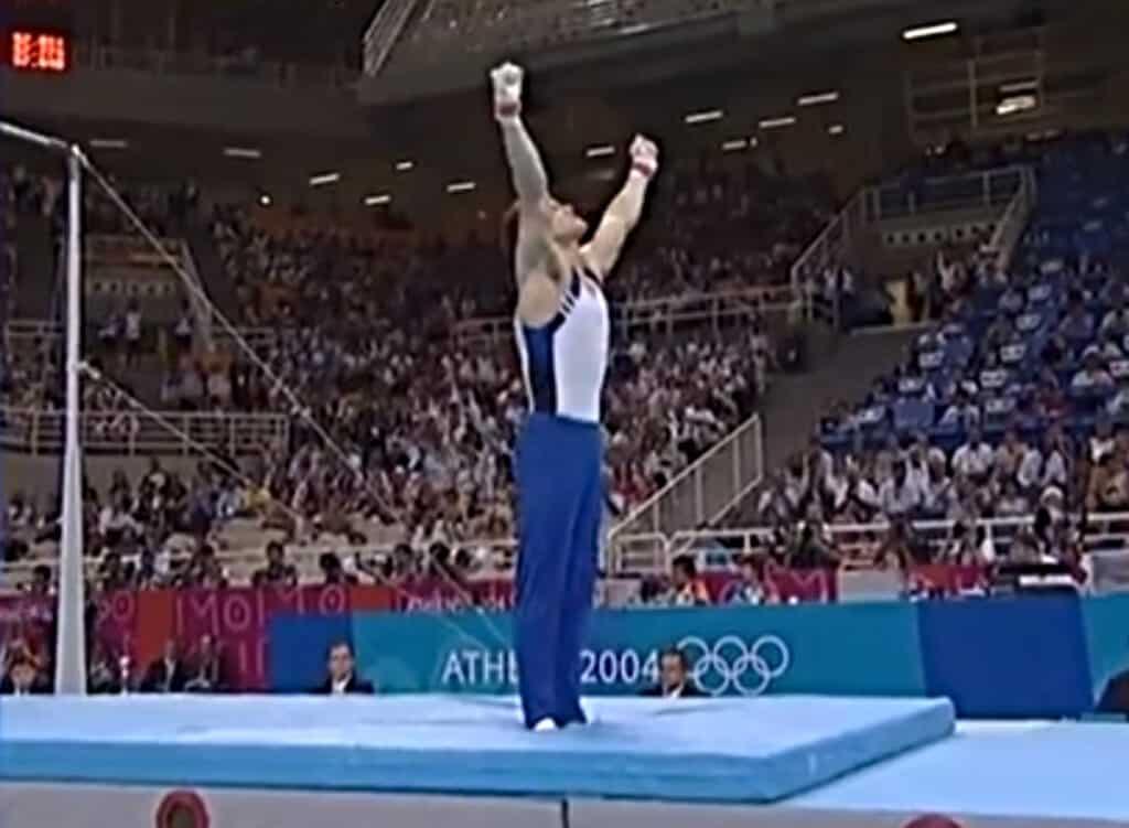 paul hamm, american male gymnasts