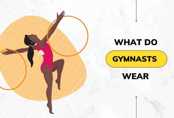 what do gymnasts wear