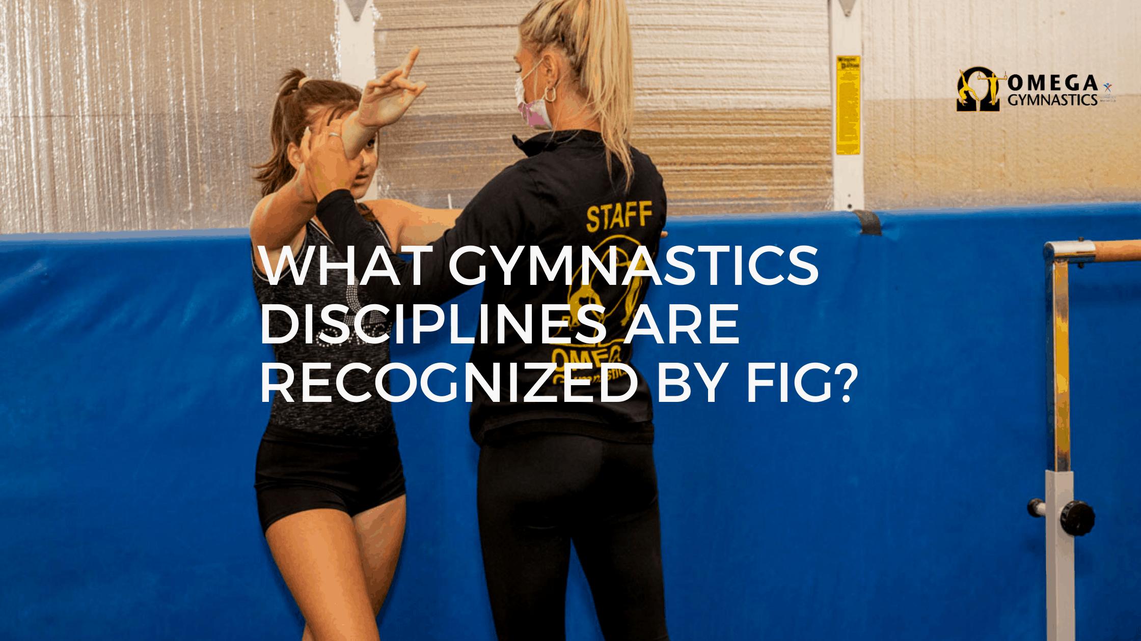 gymnastics disciplines