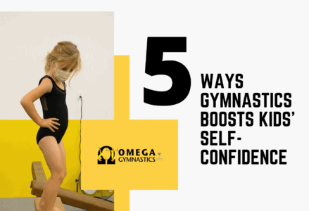 gymnastics boosts kids' self-confidence